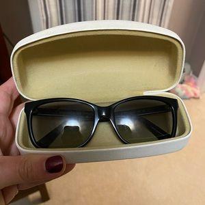 Micheal Kors sunglasses and sunglasses case